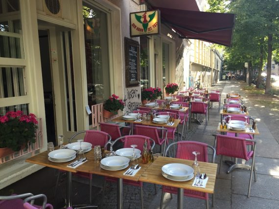 Restaurant Der Hahn ist tot Berlin