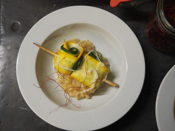 Saltimbocca vegetarisch